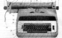 maquina de escribir mecanica