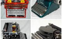 restauracion maquinas escribir