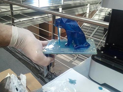 La moda de las impresoras 3D