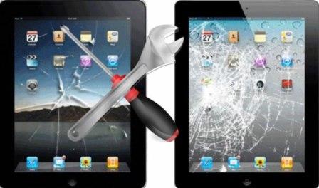 rotura pantalla tablet zaragoza