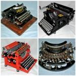 venta de maquinas de escribir antiguas